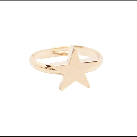 T&J Designs Jewelry - Star Ring